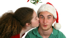 Mistletoe Kiss